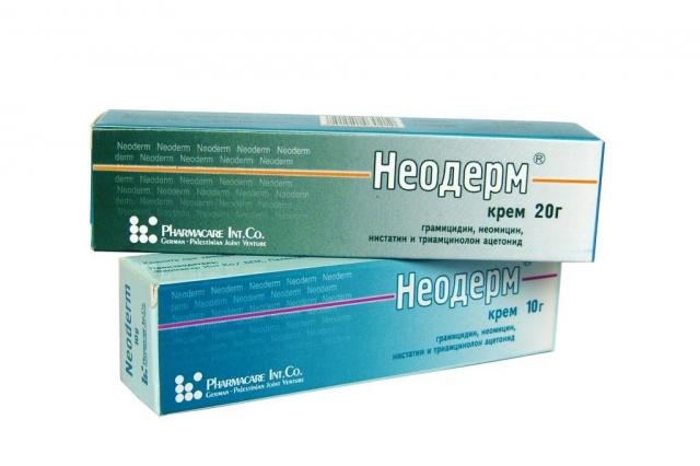 nystatin and triamcinolone for diaper rash